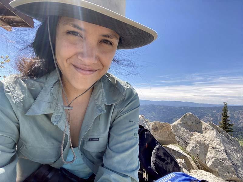 Photo of Laura Echávez